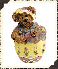 Eggbert The Artist Boyds Bear