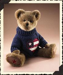 Eli Q. Spangler Boyds Bear