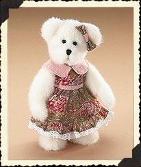 Ella Rose Paisley Boyds Bear