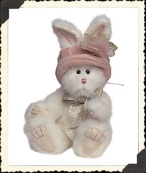Ellie Hopplebuns Boyds Bear