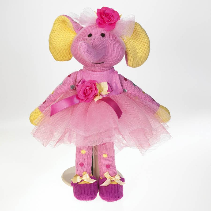 Ellie Knitbeary Boyds Bear