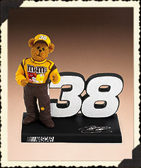 Elliott Sadler Figurine Boyds Bear