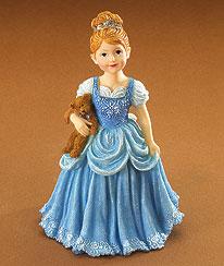 Emma As Cinderella... Magical Moments Boyds Bear
