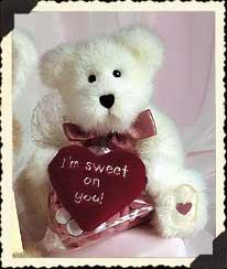 Emma M. Sweetstuff Boyds Bear