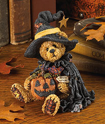 Esbearelda Poofenspell... Best Witches Boyds Bear