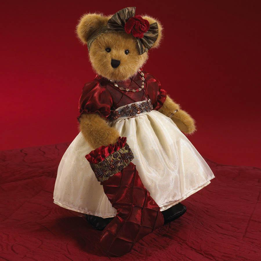 Evaline Von Crimson Boyds Bear