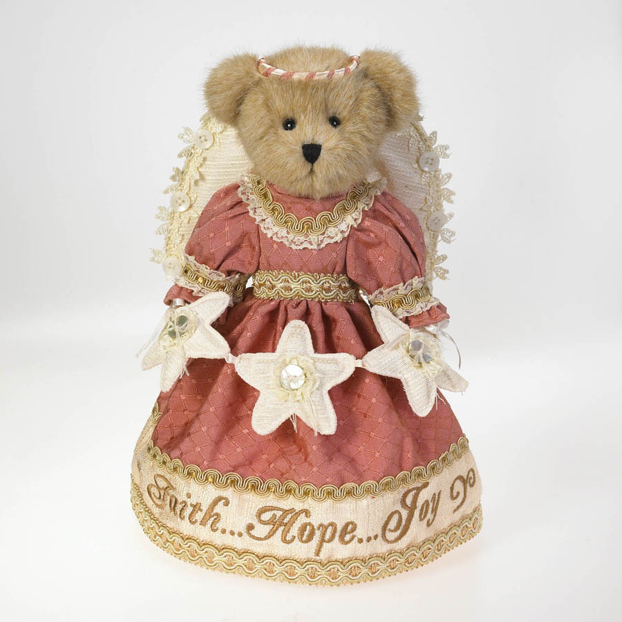 Faith Angelwish Boyds Bear