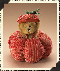 Fall Frolic Pumpkin And Bear Boyds Bear