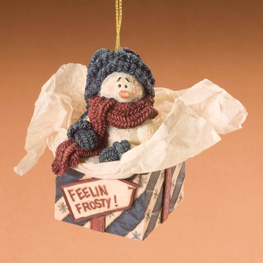Feelin' Frosty! Boyds Bear