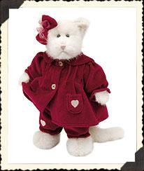 Felicia Fuzzbuns Boyds Bear