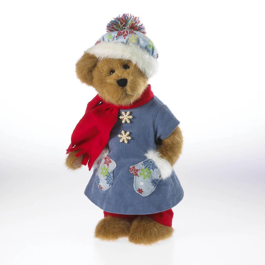 Finlee Frostberg Boyds Bear