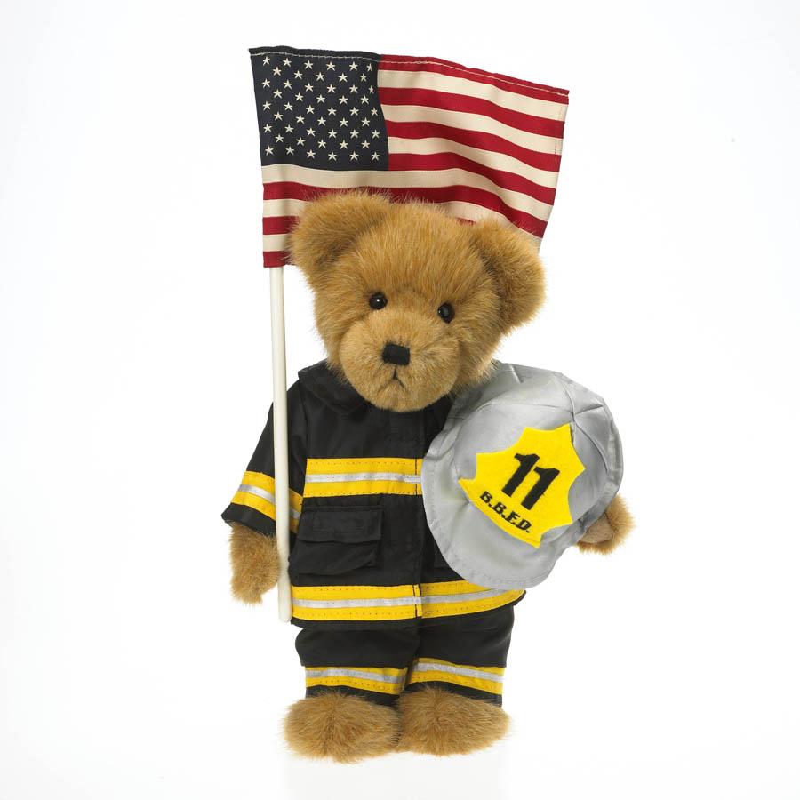 Firefighter Mcbruin Boyds Bear