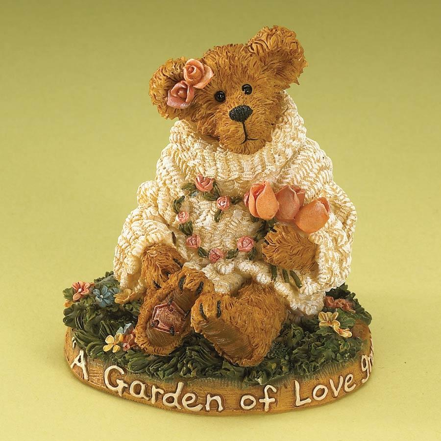 Flora T. Rosebeary Boyds Bear