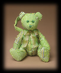 Flowers And Herbs Quilted Bear Boyds Bear