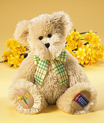 Flowers R. Hope Boyds Bear