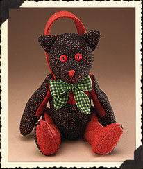 Fraidy Cat Boyds Bear
