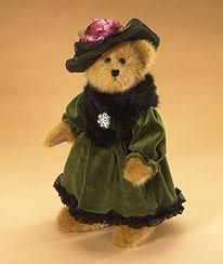 Frances H. Dubearvois Boyds Bear