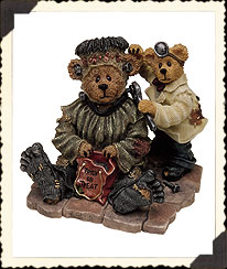 Frankie & Igor... Minor Adjustments Boyds Bear