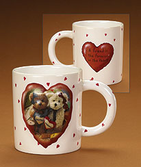 Friends Forever Mug Boyds Bear