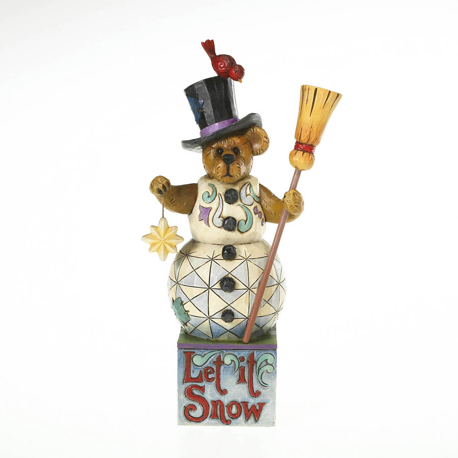 Frostley Broominbeary... Let It Snow! Boyds Bear