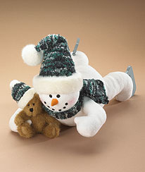 Frosty Frolickin' Friends Boyds Bear