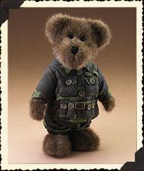 G. I. Bruin Boyds Bear