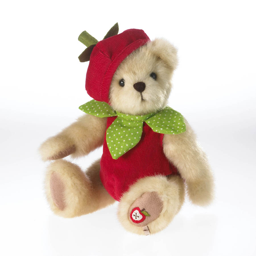 Gala Appleseed Boyds Bear
