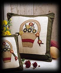 Garden Fleurs Pillow Boyds Bear