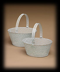 Garden Trellis Baskets Boyds Bear