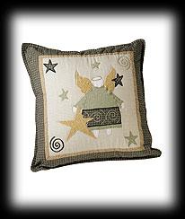 Garden's Cherub Pillow Boyds Bear