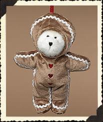 G.b. Gingerpeeker Boyds Bear