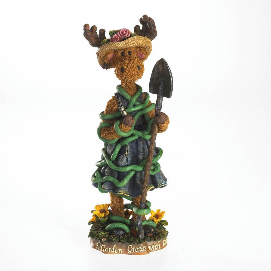 Gertrude... A Gardening We Grow! Boyds Bear