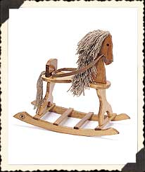 Giddy-up Rocking Horse Boyds Bear