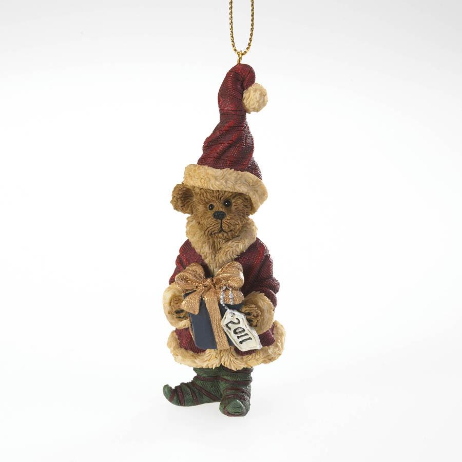 Giftsley Elfington Boyds Bear