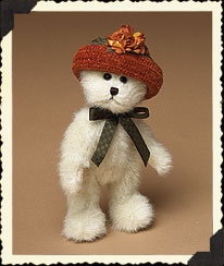 Ginger Mcpunkin Boyds Bear