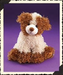 Ginger Boyds Bear