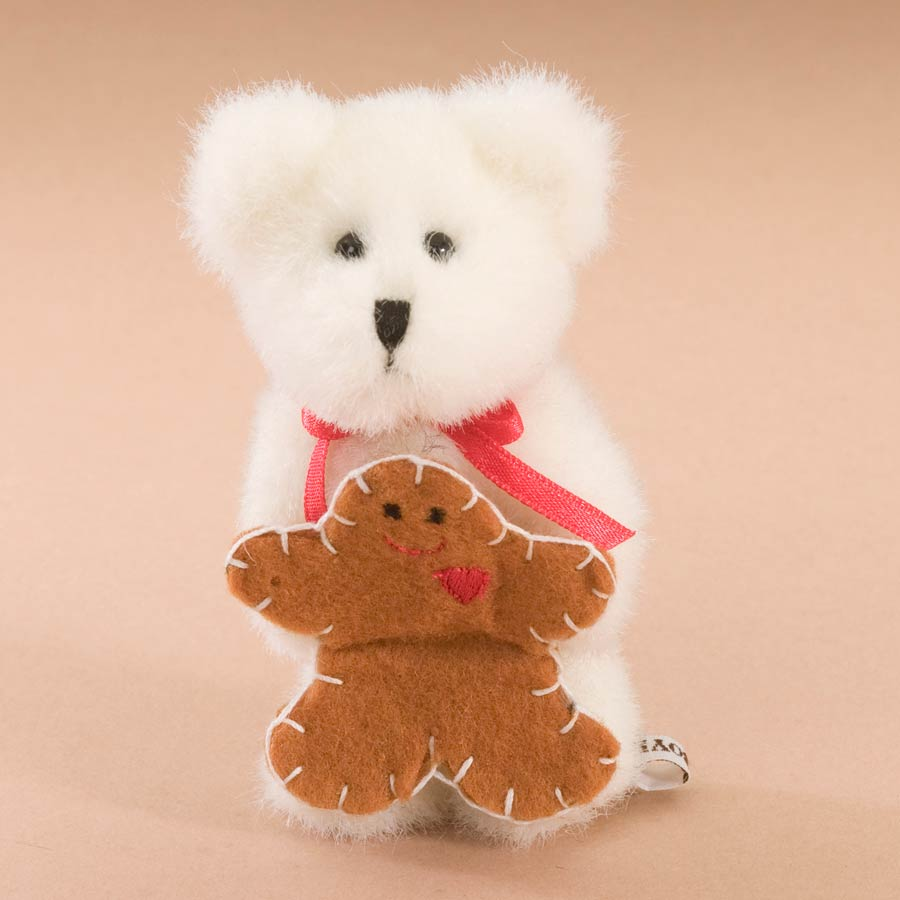 Gingerbread Bear Boyds Bear