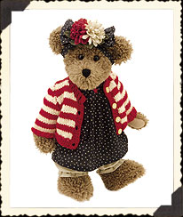 Gloria Bearsevelt Boyds Bear