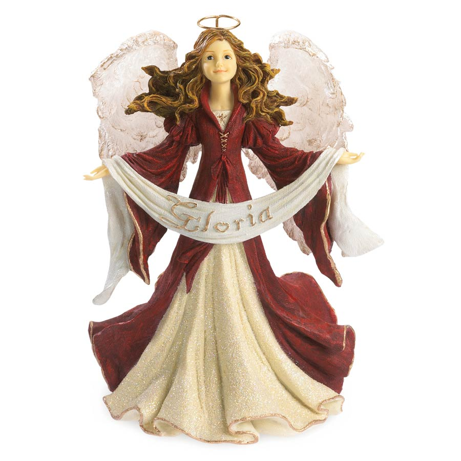 Gloriana…angel Of Praise Boyds Bear