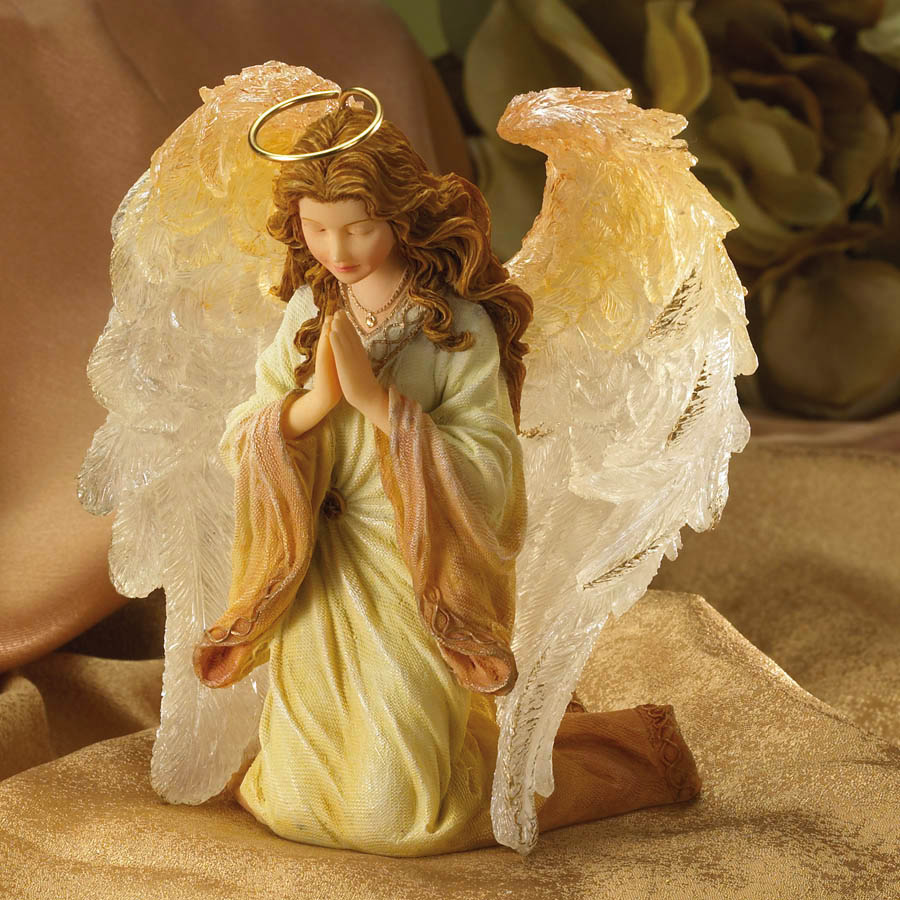 Glorianna...  Angel Of Prayer Boyds Bear