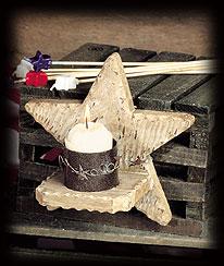 Glorious Star Candle Holder Boyds Bear