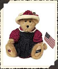 Glory B. America Boyds Bear