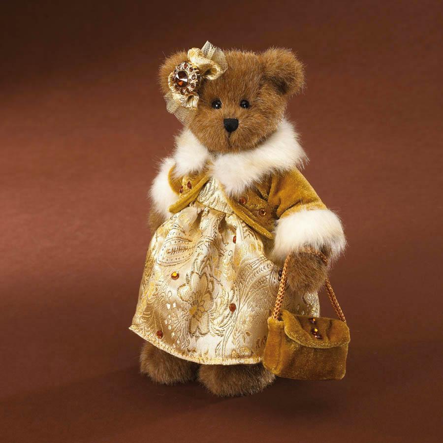 Goldie Gembeary Boyds Bear