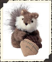 Grabby Nutcruncher Boyds Bear