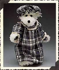 Grace Bedlington Boyds Bear