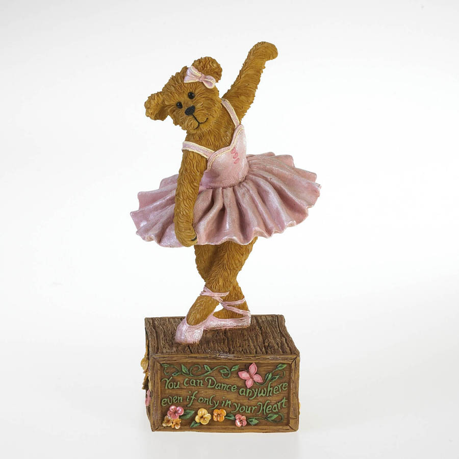 Grace E. Twinkletoes...  Dance To The Stars Boyds Bear