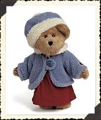 Gracie C. Burrbruin Boyds Bear