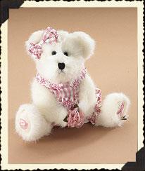Gracie L. Bearywell Boyds Bear