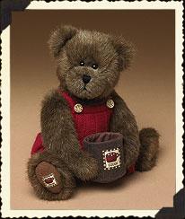 Graham Cocobeary Boyds Bear