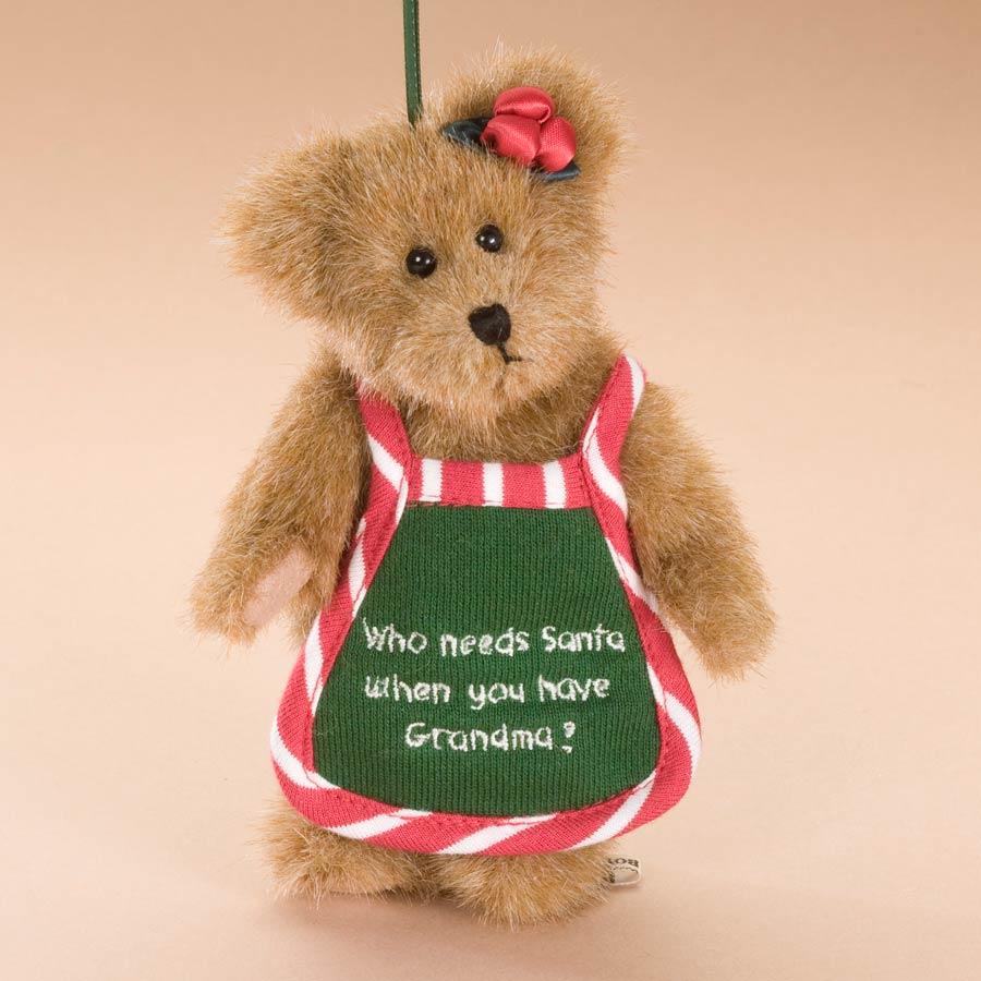 Grandma B. Luv Boyds Bear